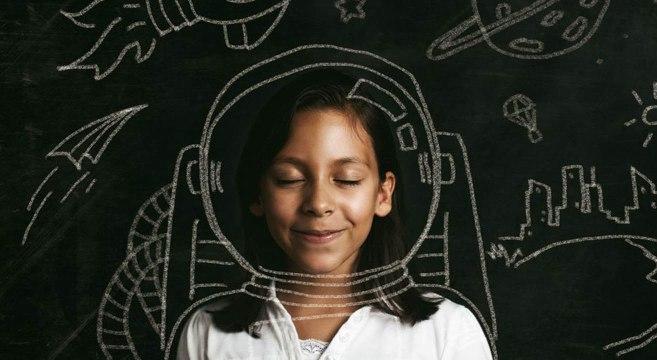 Girls in STEM Happy Code
