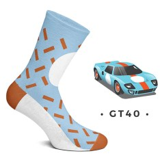Heel Tread - Ford GT40