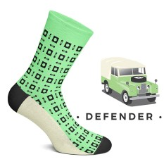 Heel Tread - Land Rover Defender