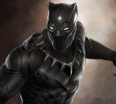 Black Panther Arabia Saudita