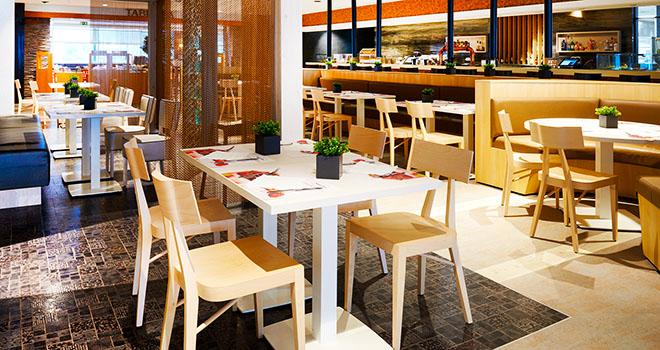 Cafetaria El Corte Ingles
