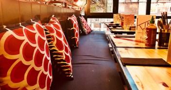 Restaurante Kin Janela