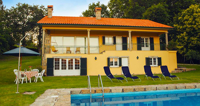 HomeAway Paredes de Coura