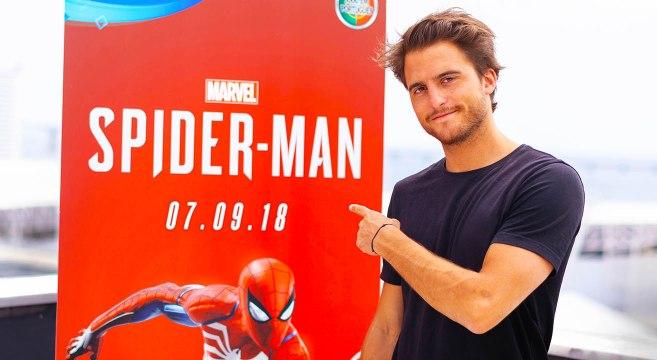 Tiago Teotónio Pereira Spider-Man PS4