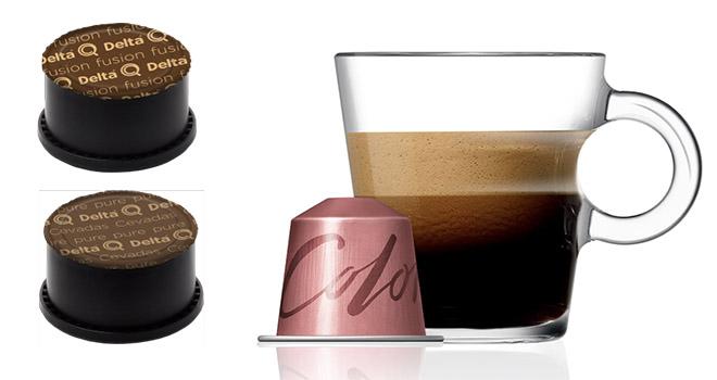 Nespresso Delta Q