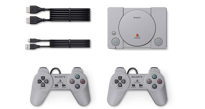 PlayStation Classic Caixa