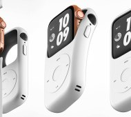 Pod Case Apple Watch