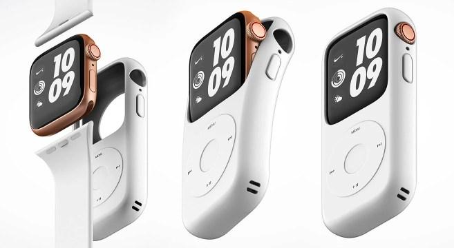 Pod Case Apple Watch