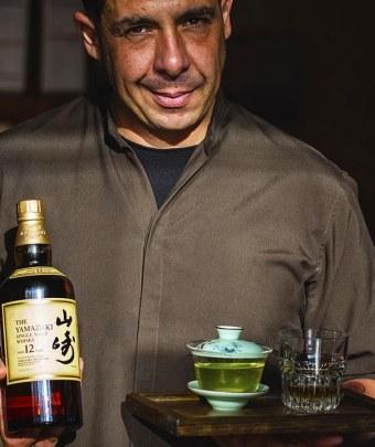 Whisky Chá Soão