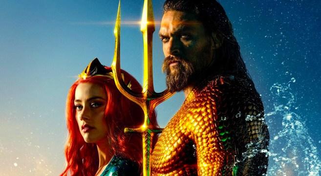 Aquaman Recordista Bilheteira