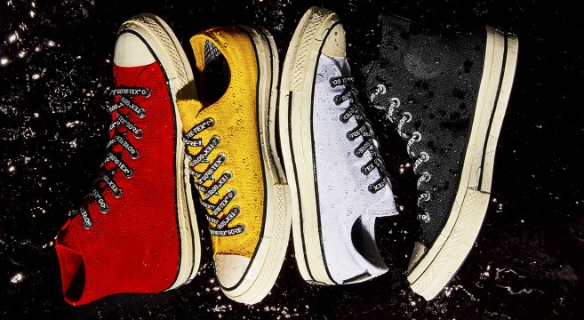 Chuck Taylor Conver All Star Gore-Tex