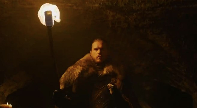 Game of Thrones Teaser 2019