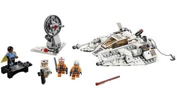 LEGO Snow Speeder