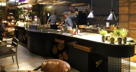 Erva - Cozinha na Sala
