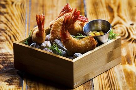 Mundet Factory - Oahu Shrimp
