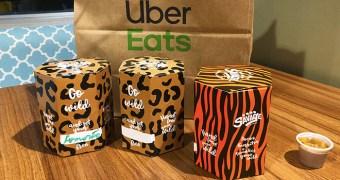 Savage - Uber Eats