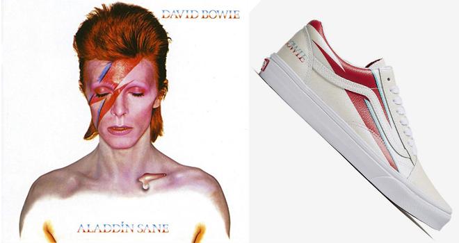 Bowie Vans Alladin