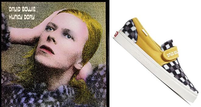 Bowie Vans Dory