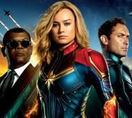 Captain Marvel Passatempo