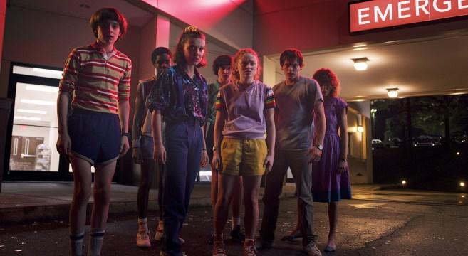 Stranger Things Trailer 3