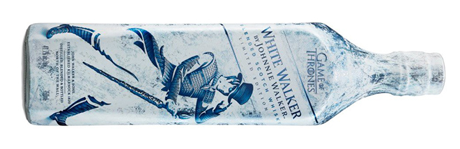 White Walker Whisky JW