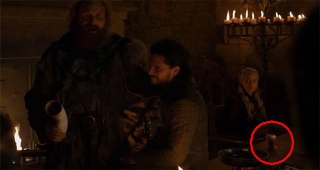 Starbucks Game of Thrones Episódio 4