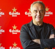 Ferran Adria Estrella Damm