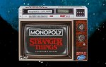 Stranger Things Collector Edition Monopoly