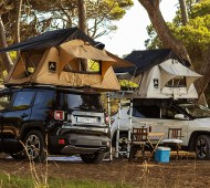 Hertz Campers Jeep