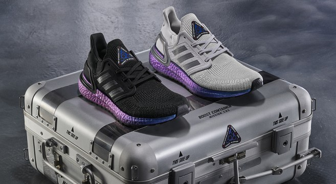 Adidas Running Ultraboost 20 ISS ©Adidas
