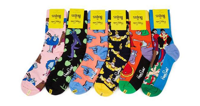 ©Happy Socks Beatles