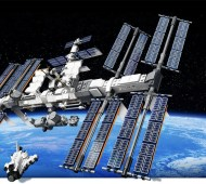 International Space Station ©LEGO