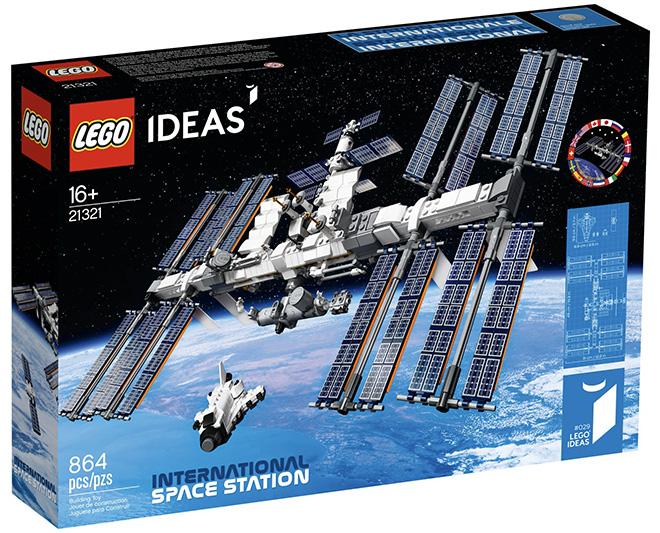 ©LEGO International Space Station