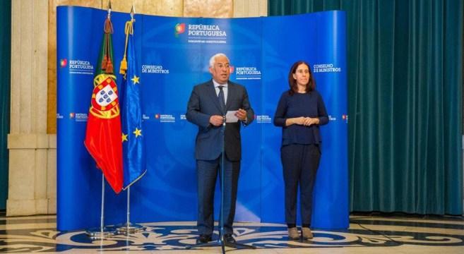 António Costa Conselho Ministros ©Portugal.gov.pt