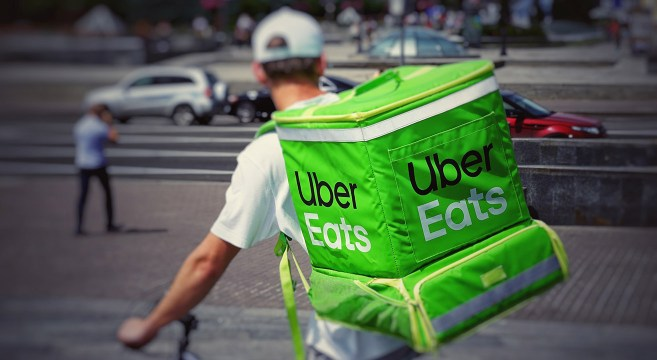 Uber Eats taxa de entrega grátis ©Robert Anasch