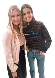leandra and samantha