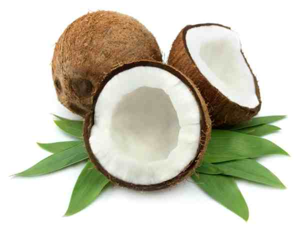 coconut for constipation