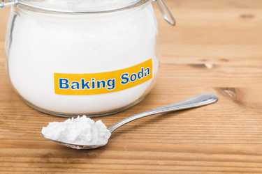 baking soda to get rid of pimples