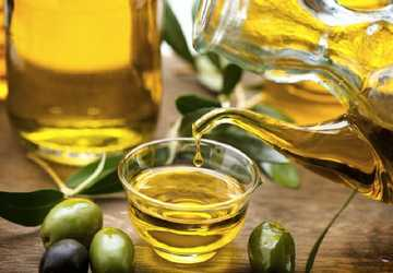 olive oil to get rid of pimples