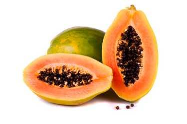 papaya to eliminate pimples