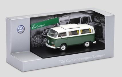 4-T2a caravans, Elm Green, (from 1967)