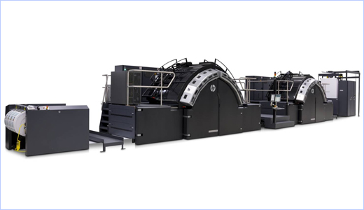 Pitney Bowes IntelliJet 42 Printing System