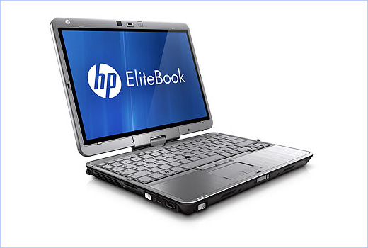 hp EliteBook 2760p Tablet PCs