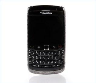 Amosu Black Diamond Blackberry 9780