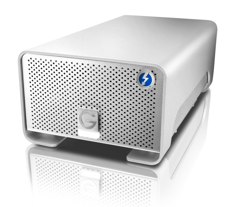 G-Technology 8TB G-RAID with Thunderbolt Drive