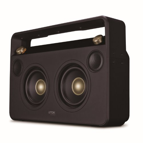 TDK Life on Record Wireless Boombox