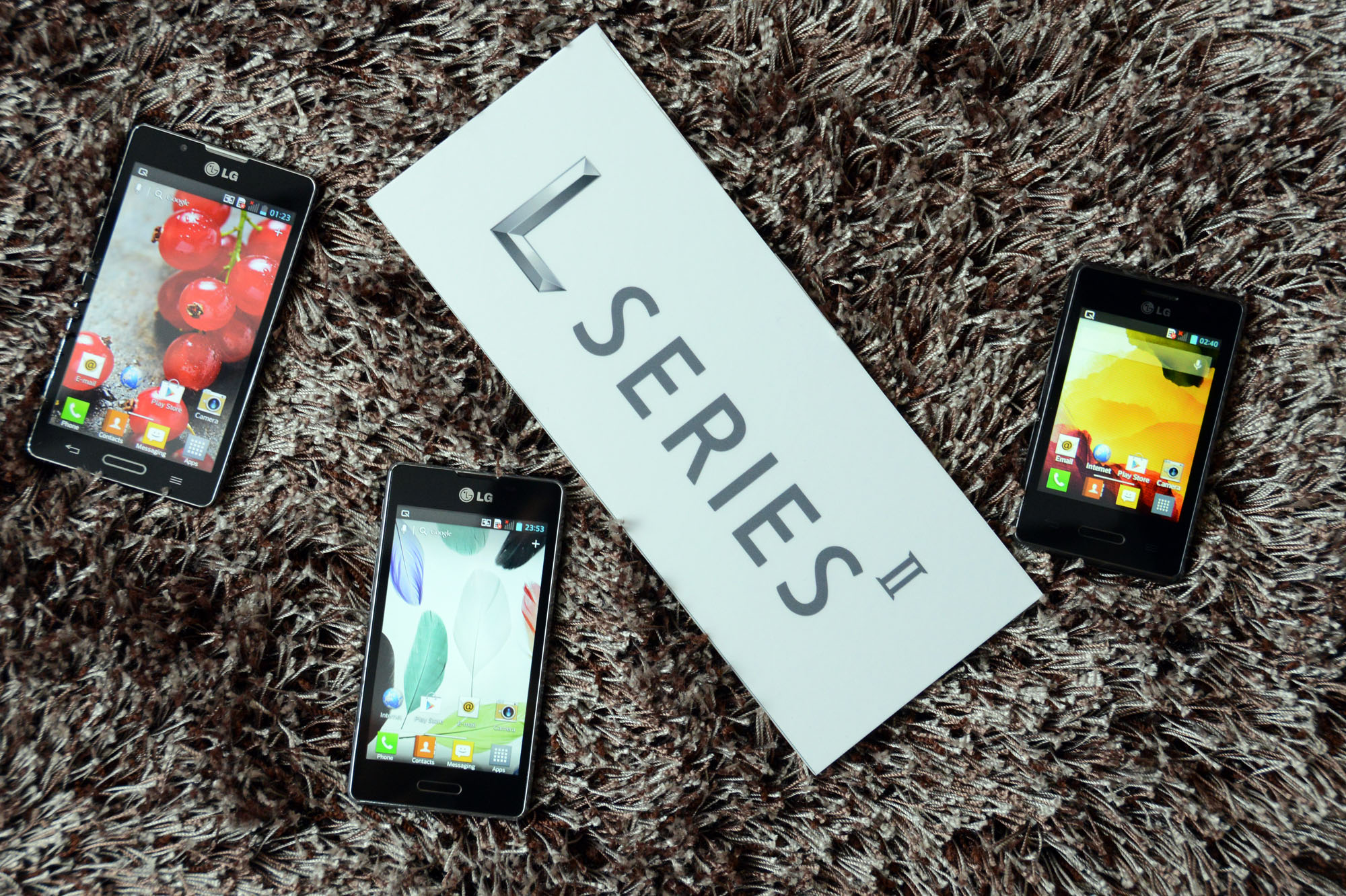 OPTIMUS L SERIES II