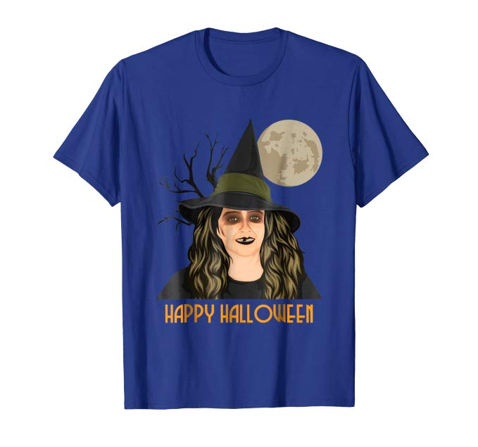 Cute Witch T-shirt for Trick or Treating this Halloween