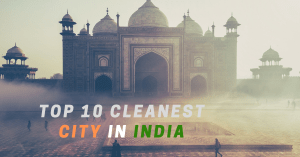 Cleanest City Of India 2021