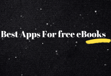 Best Apps for free eBooks
